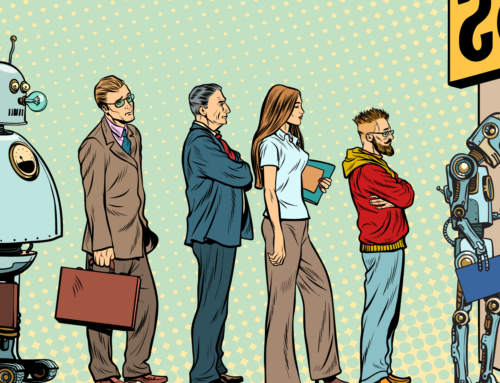 De werknemers die 'mee overgaan' bij een overgang van onderneming